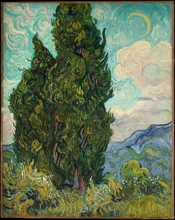 van-gogh_cypresses